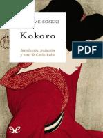 Kokoro de Natsume Soseki.pdf