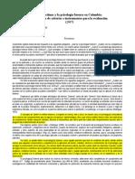 Las víctimas y la psicología forense en Colombia