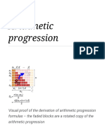 Arithmetic progression - Wikipedia.pdf