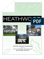 Heathwood Guidelines DRAFT