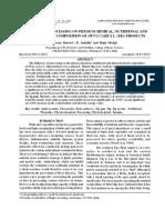 influencia del procesamiento en  la composicion fisicoquimica, nutricional y fitoquimica de  en productos de brevas