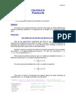 Practica 6(Cálculo 2)
