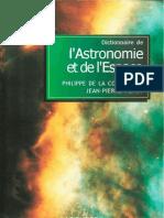 Dictionnaire de l'Astronomie Et de l'Espace (PDF Text)