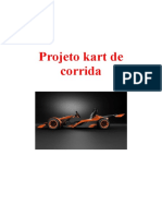 Projeto Kart de Corrida