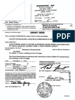 Recorded Grant Deed Dated 11.14.95