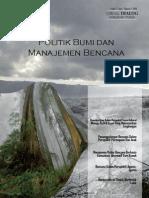 Politik Bumi dan Manajemen Bencana