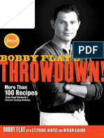 Recipes from Bobby Flay's Throwdown by Bobby Flay