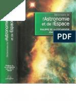 Dictionnaire de l'Astronomie Et de l'Espace (PDF Image)