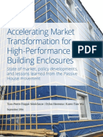 Passive House Report in 2016