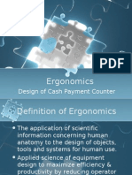 Ergonomics Sample