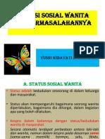 4 DIMENSI SOSIAL WANITA DAN PERMASALAHANNYA.pptx