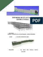 Informe Estructural General 0619