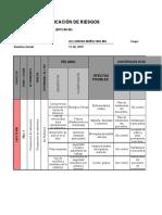 Matriz de Riesgos CTN-Evidencia Nº2
