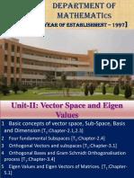 Lecture-9-BasicConcepts of VectorSpace - Copy