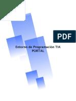 Entorno de Programación TIA PORTAL