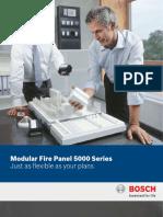 Bosch FPA-5000 Brochure