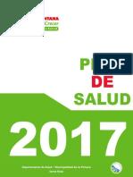 Plan de Salud 2017