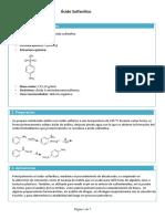 Acido Sulfanilico v2.0