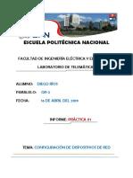 Informe 1 Laboratorio de Telemática I