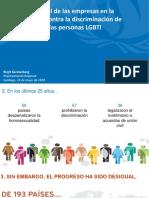 PPT Normas de Conducta Para Empresas LGBTI 23.5