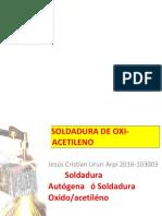 soldadura oxiacetileno informe.docx