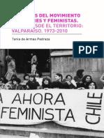 Memoria del movimiento de mujeres y feministas. Voces desde el territorio