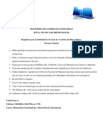 Requisitos de Persona Natural 2019