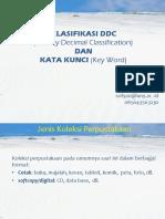 Klasifikasi & Kata Kunci (1)