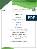 LA IMPORTANCIA DE LA IMAGEN PROFESIONAL Y LA PROYECCIÓN DE ESTA.docx