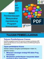 ToT KIE Immunisasi-MI 3