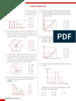Ficha de Refuerzo - Gráficos Estadísticos II
