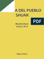 La Vida Pueblo Shuar Mundo Shuar Serie b6