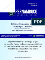 Brasil A República das Oligarquias.ppt