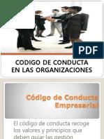 CODIGO DE CONDUCTA EN LAS ORGANIZACIONES.pptx