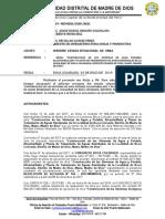 INFORME N° 172  OBSERVACIONES FONIPREL