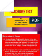 Procedure Text1