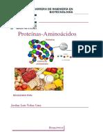 Memeoria Amino-proteina