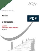 AQA - History
