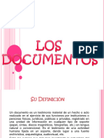 los documentos.pptx