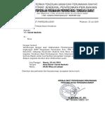 Surat Undangan Sosialisasi Rusus Ntb 1 Kota Bima