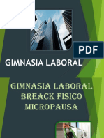GIMNASIA LABORAL