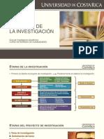 [UCR] -ii- Desarrollo de la investigación  -PRELIMINAR-