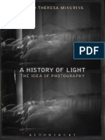 A History of Light_ the Idea of - Junko Theresa Mikuriya