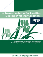 Families Dealing With Mental Illness