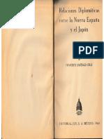Relaciones diplomáticas entre Nueva España y Japón .pdf