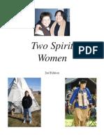 Two Spirit Women