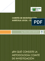 Comits de Investigacin Agrcola Local