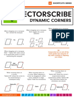 VectorScribe v3 Astute Graphics Shortcuts
