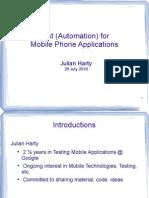 TestAutomationforMobilePhoneApplications(26Jul2010)