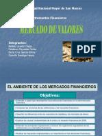 El Ambiente de Los Merc. Financ.